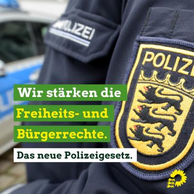 Das neue Polizeigesetz