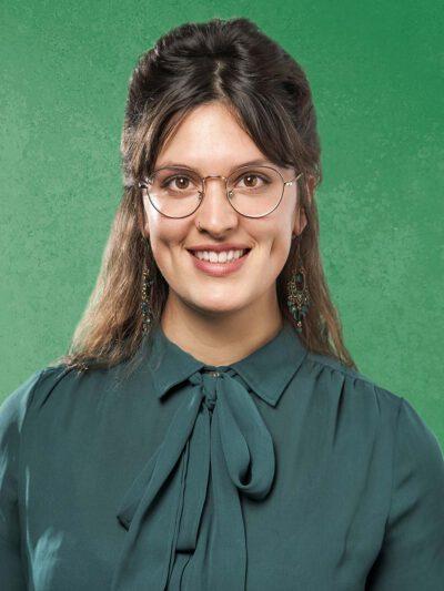 Ersatzkandidatin Annika Hummel für den Wahlkreis Baden-Baden / Bühl