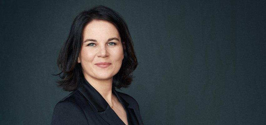 Porträt von Annalena Baerbock